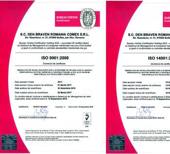 Certificare Sistem Management Integrat