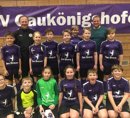 Unterstützung für lokalen Sportverein SV Gaukönigshofen