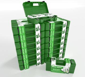 GRATIS Zwaluw Smart BOX bij aanschaf van 12 kokers of 6 kokers met professioneel kitpistool