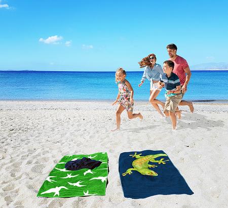 Doe mee aan de zomeractie en ontvang een gratis Zwaluw badlaken!