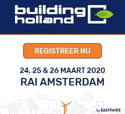 Bostik aanwezig op Building Holland 2020!