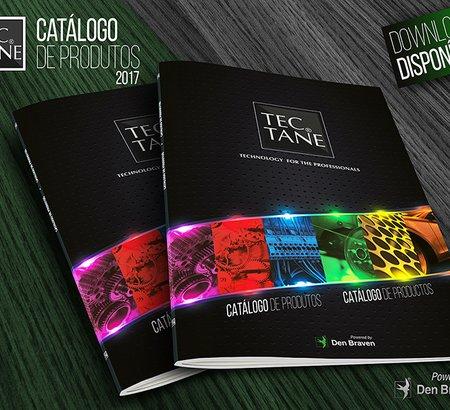 Catálogo Tectane 2017